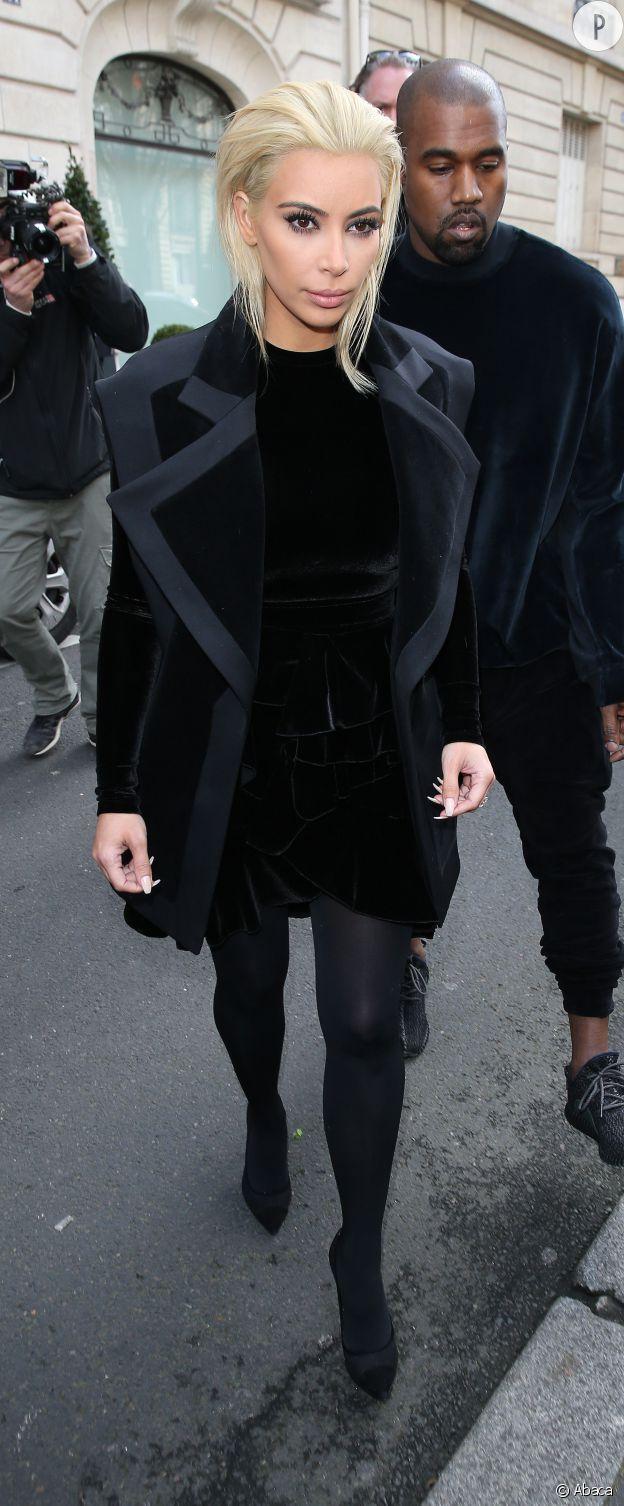 Kim Kardashian a finalement réussi à trouver le bon mix. Oui, mais pas pour longtemps...