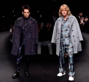 Zoolander 2 : Ben Stiller et Owen Wilson guest stars surprise du show Valentino
