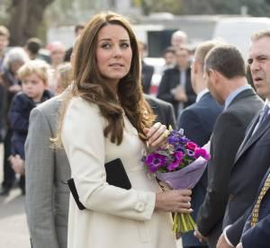 """Kate Middleton : la duchesse et son futur enfant stars de """"Downton Abbey"""""""