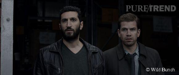 Carl Mørck et Assad sont les deux principeux enquêteurs du Département V.