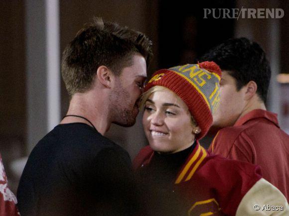 Miley Cyrus, trompée par Patrick Schwarzenegger ? La rumeur a tellement enflée sur la Toile que le principal intéressé a dû démentir sur Twitter.