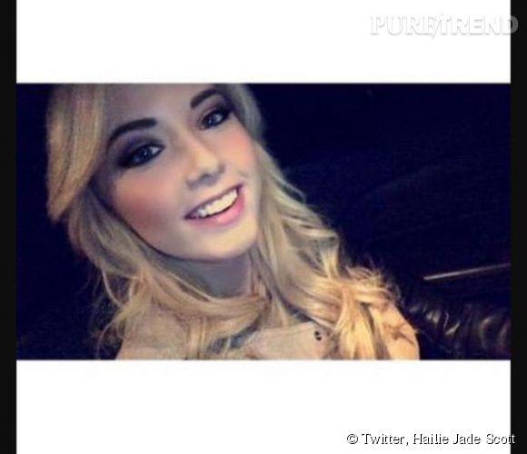Hailie Jade Scott Mathers, la fille d'Eminem est une belle jeune femme de 19 ans.