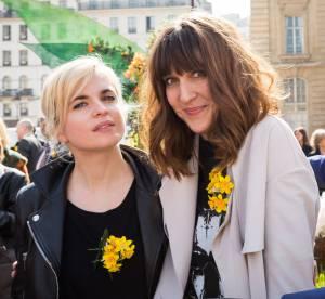 Cécile Cassel, Élodie Gossuin, Daphné Bürki : le trio de charme contre le cancer
