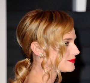 Comment attacher ses cheveux mi-longs ? 20 idées de coiffures