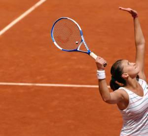 Tatiana Golovin, l'ex-tenniswoman et Hugo Bonneval attendent leur premier enfant.