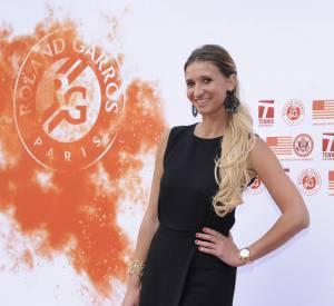 Tatiana Golovin vient d'annoncer l'arrivée de son premier enfant.