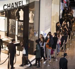 Chanel baisse ses prix en Chine, crise d'euphorie collective en vue