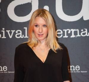 Ludivine Sagnier, pétillante et sexy, elle charme le Festival du Film Thriller