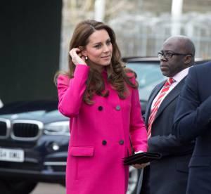 Kate et Pippa Middleton voient la vie en rose, la preuve en 10 looks