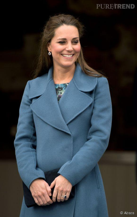 Kate Middleton accouchera à son domicile