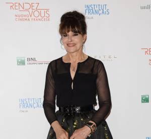 Fanny Ardant : apparition rétro bluffante pour séduire les Italiens