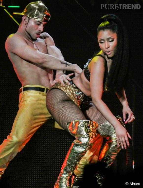 Nicki Minaj : le trash, ça la connaît.