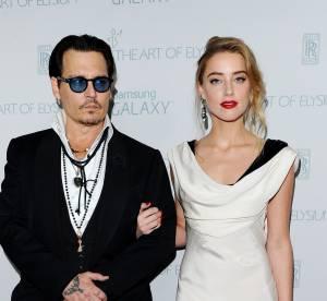 Johnny Depp et Amber Heard : le couple déjà au bord du divorce ?