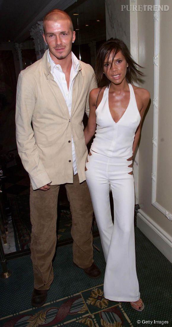 Victoria et David Beckham n'ont pas brillé pour leur style ce jour-là...
