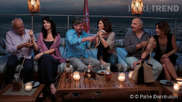 """Vacances """"Entre amis"""", promesse de merveilleuses soirées."""