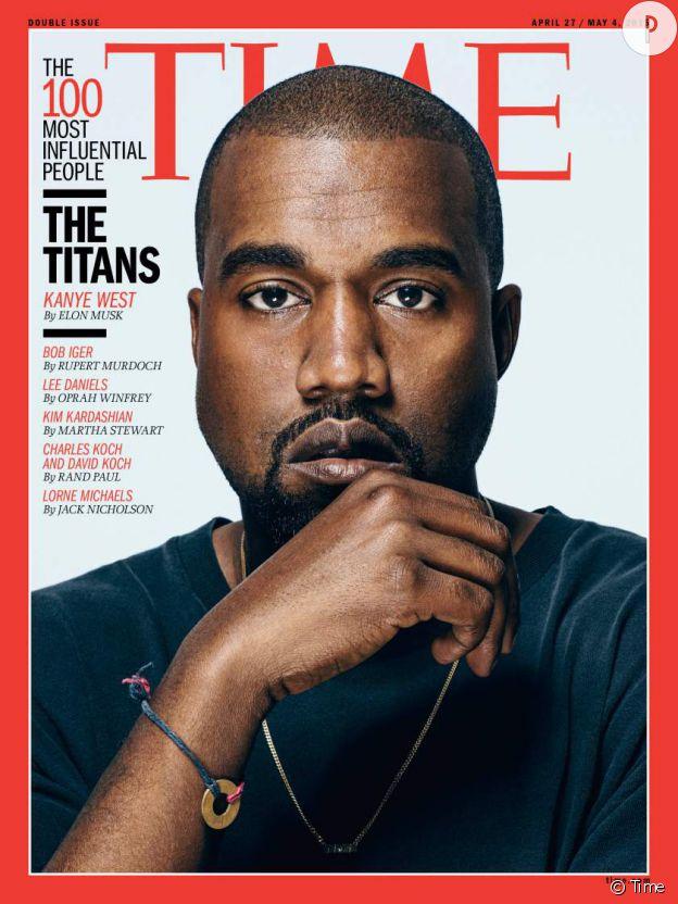 Kanye West Time