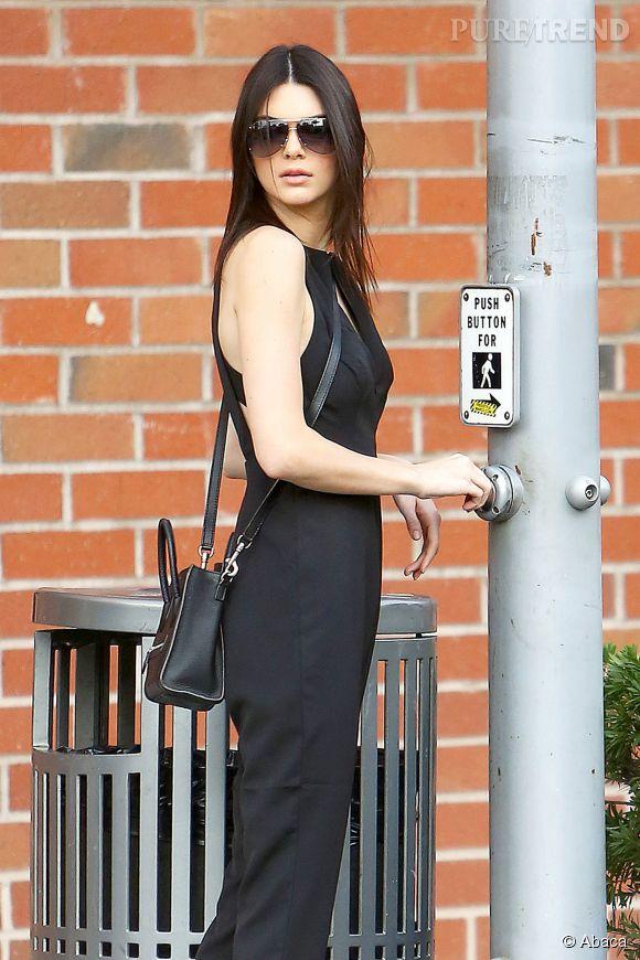 Kendall Jenner a fait le buzz ce week-end en postant une photo d'elle nue, dans les bras d'un inconnu.