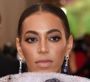 Solange Knowles parée par Cartier au MET Ball 2015.