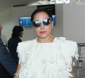 Lady Gaga: ange blanc presque sage dans les rues de Los Angeles