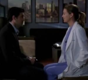 Mariage de Meredith et Derek.