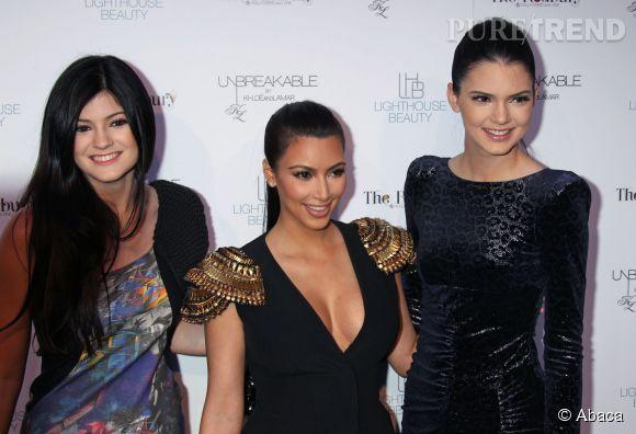 Depuis quelques mois, Kylie essaie d'imiter Kim.