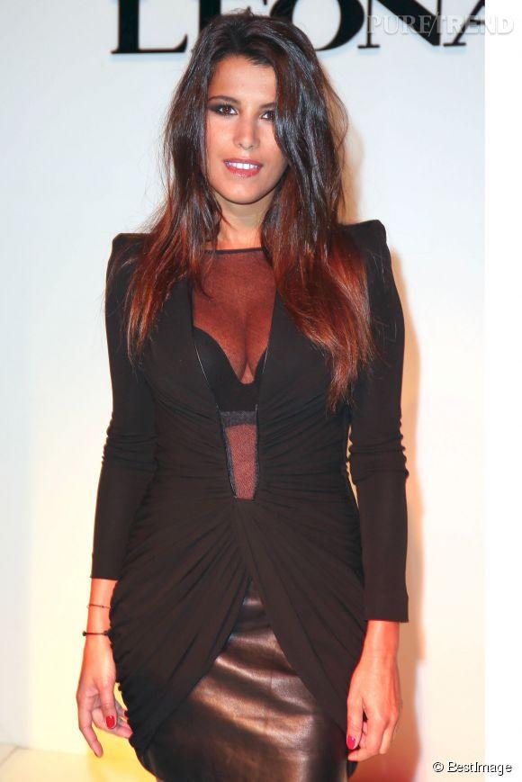 Karine Ferri, définitivement l'une des animatrices les plus sexy du PAF.