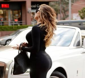 Khloe Kardashian accro à la chirurgie, le secret de ses fesses impressionnantes