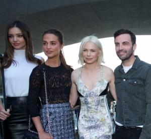 Louis Vuitton Croisière 2016, défilé de stars à Palm Springs