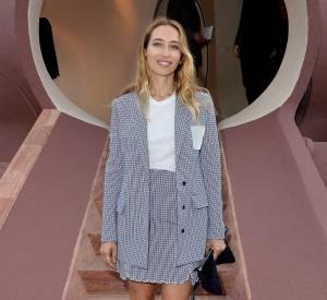 Alexandra Golovanoff au défilé Dior Croisière 2016.