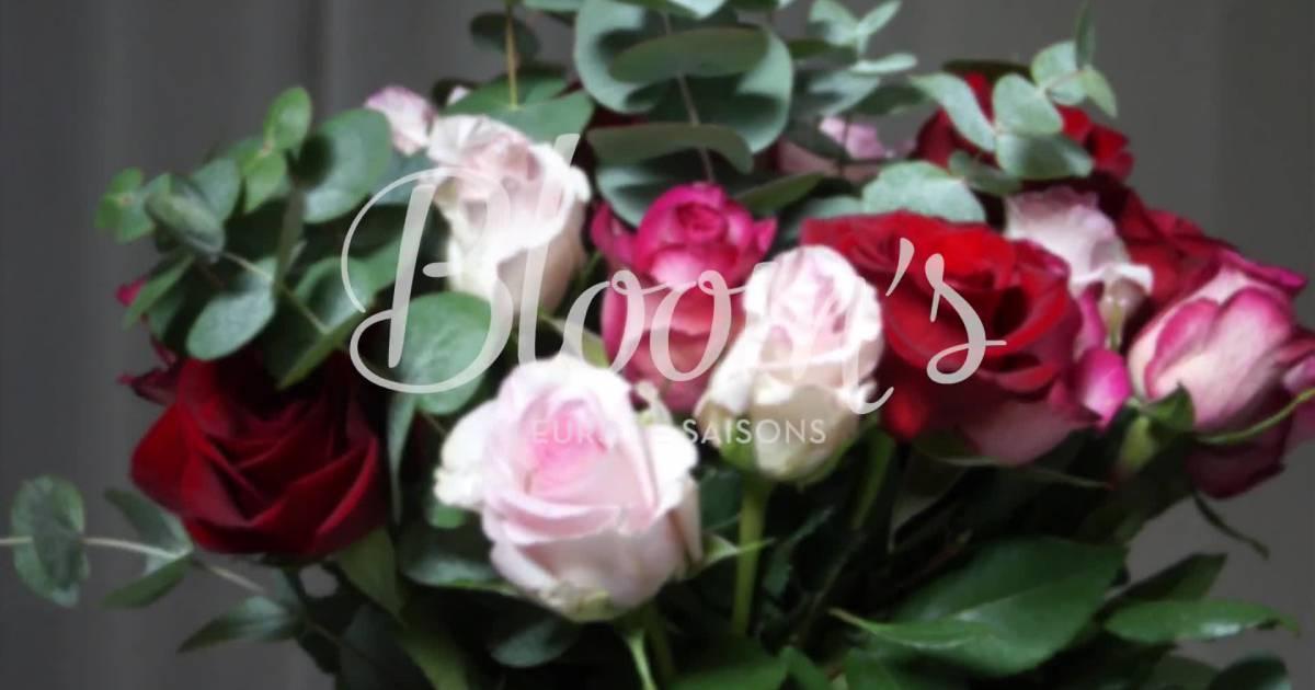 Bloom 39 s paris le cadeau chic et champ tre livr domicile for Fleurs livres a domicile