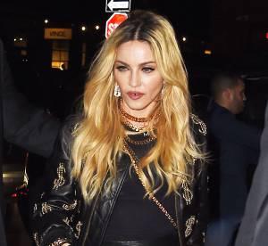 """Madonna : Marilyn Manson lui propose de """"forniquer"""", elle le rembarre !"""