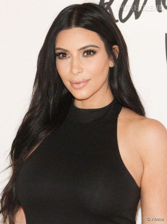 Kim Kardashian a un admirateur très gênant, c'est rien de le dire...