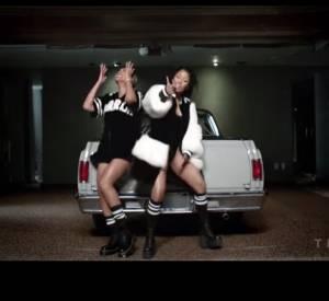 Beyoncé et Nicki Minaj.
