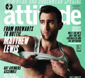 Matthew Lewis, ex-Neville Londubat : un sex symbol est né pour Attitude