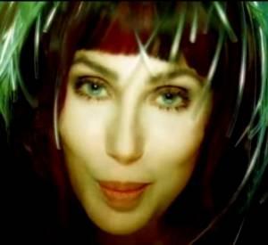"""""""Believe"""" de Cher, énorme succès sorti en 1998."""