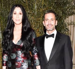 Cher, nouvelle égérie de Marc Jacobs pour sa campagne de l'Automne-Hiver 2015/2016.
