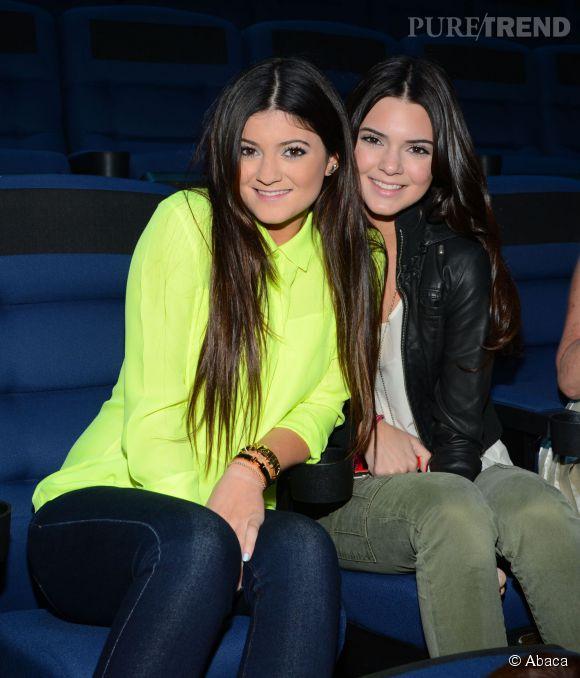 Kendall et Kylie Jenner, de vraies inséparables, même dans leur projet professionnel.