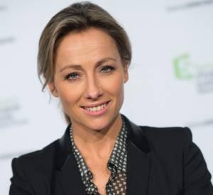 """Anne-Sophie Lapix a décidé d'arrêter d'animer """"Mots Croisés""""."""