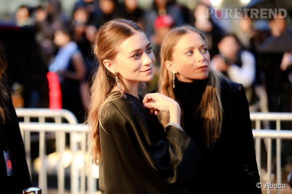 Mary-Kate et Ashley Olsen, les créatrices de The Row.