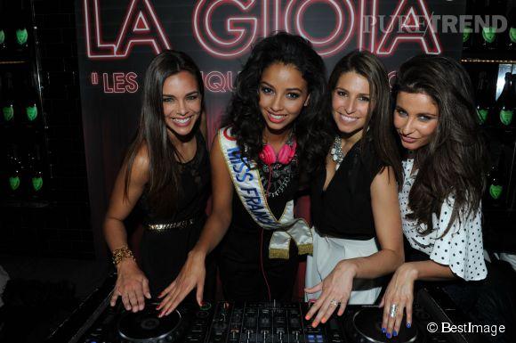 Les Miss France, des copines à la ville.