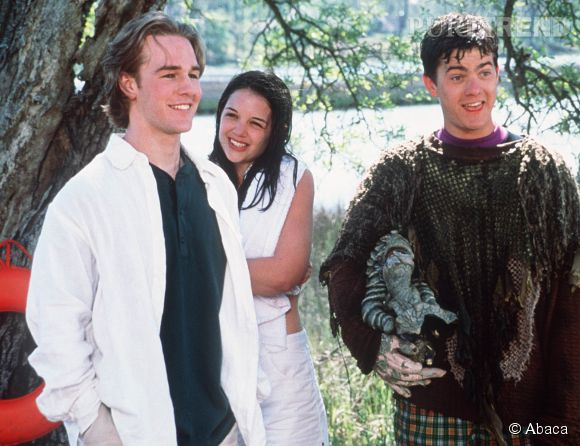 Durant six ans, un triangle amoureux s'est formé entre Dawson, Joey et Pacey.
