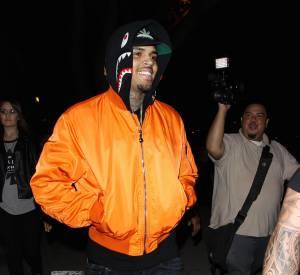 Pas de bol pour Rihanna, il a fallu qu'elle tombe une fois de plus sur son ex Chris Brown.