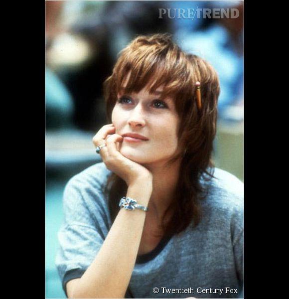 """En 1983, dans """"Le Mystère Silkwood"""", elle campe Karen Silkwood, chimiste morte dans circonstances floues après avoir alerté l'opinion publique sur les risques du nucléaire."""