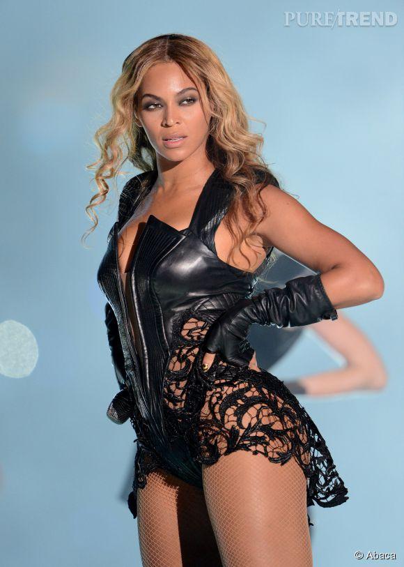 Beyoncé en connaît un rayon niveau sex-appeal.
