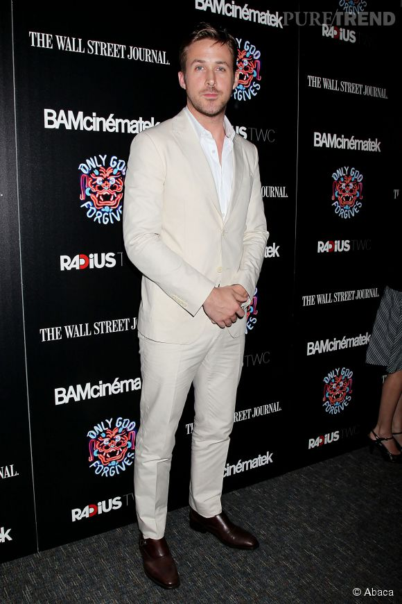 Ryan Gosling fait partie du top des 20 hommes les plus stylés au monde de  GQ .