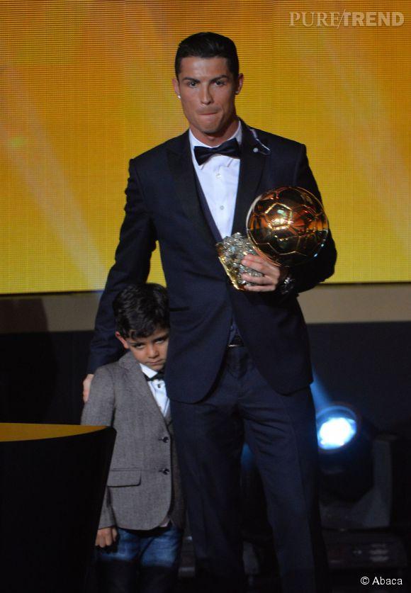 Cristiano Ronaldo, Ballon d'or mais pas que.