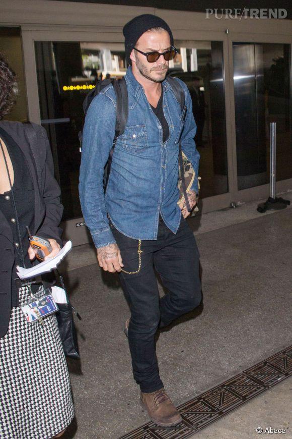 Le plus sexy des retraités David Beckham rejoint lui aussi le classement des 20 hommes les plus stylés au monde de  GQ .