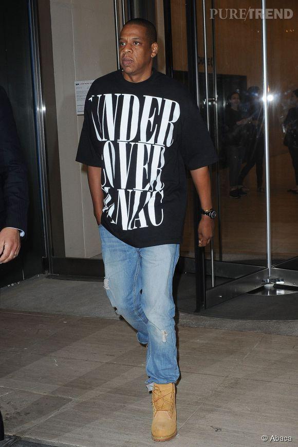 Jay-Z rejoint Pharrell et Kanye West dans le Top des 20 hommes les plus stylés au monde de  GQ .