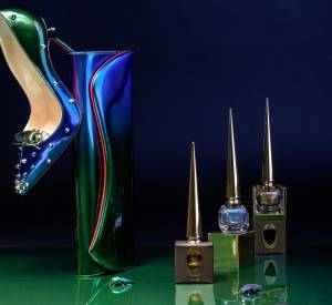 La collection Scarabée imaginée par Christian Louboutin.