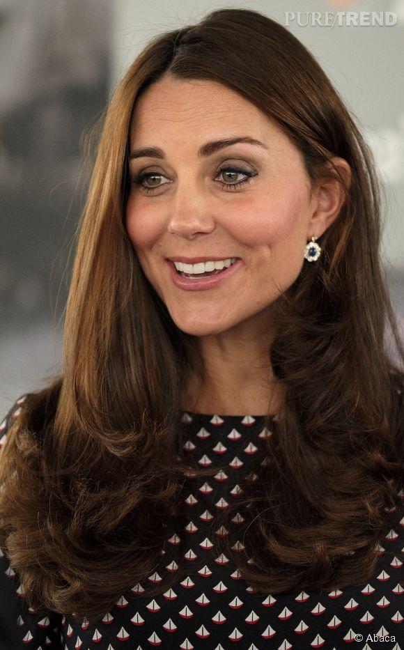 """Kate Middleton, une femme """"très normale""""."""